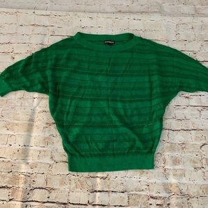 Express loose knit sweater